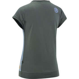 Edelrid Greenclimb T-Shirt Damen stone blue